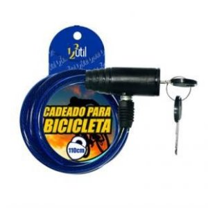 Cadeado P/ Bicicleta 110cm