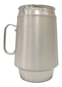 Caneca de Alumínio Congelante Pequena