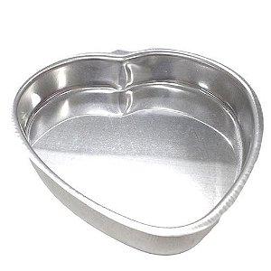 Forma De Alumínio Coração Pequena