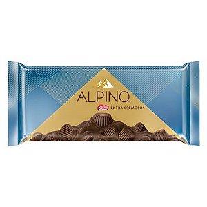 Alpino Extra Cremoso Ao Leite 98g