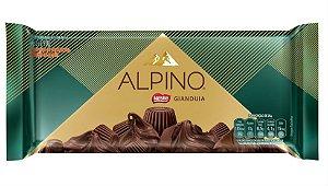Barra Alpino Gianduia Nestle Ao Leite 98g