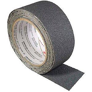 Fita Antiderrapante Cinza (50mmx5mm) Rolo