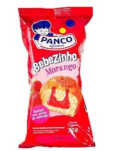 Bebezinho Panco Morango 70g c/2uni
