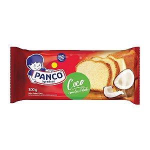 Bolo Panco Sabor Coco