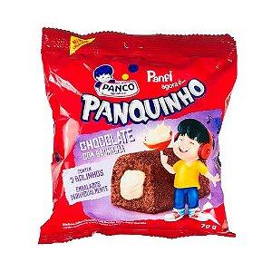 Bolo Panquinho Rech Bauilha 70g Panco