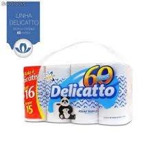 Papel Higiênico Delicatto 16x4 FD