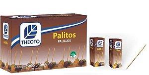 Palito de Dente Theoto 20x200