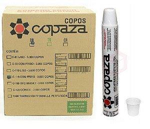 Copo Copaza 200ml C/100