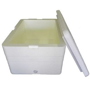 Caixa de Isopor 100 Litros
