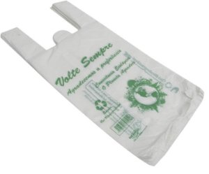 Sacola Biodegradável 40x50 PCT C/1000
