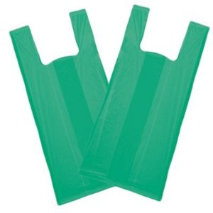 Sacola Verde 30x40 C/2 kg