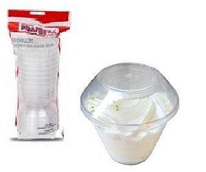 Pote Mix 180ml Cristal PCT C/10 Prafesta