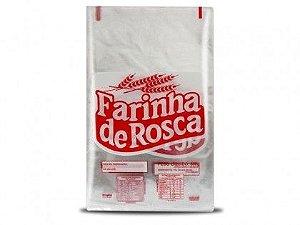 Saco PP Imp. Farinha de Rosca 250gr 100