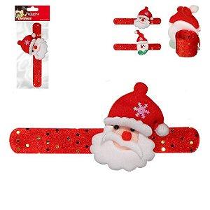 Pulseira Noel Veludo