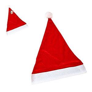 Touca Noel Veludo