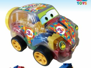 Toy Blocos Fusca c/30 pçs