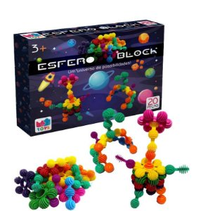 Esfero Block Caixa C/20 Pçs