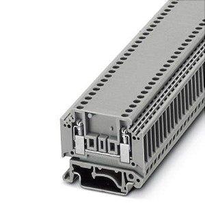 MTKD BORNE CONECTOR DE PASSAGEM PARAFUSO 0,2-4MM 3100017 PHOENIX CONTACT