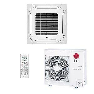 Ar Condicionado Split Cassete Inverter Lg 24000 Btus Quente/Frio 220V Monofasico