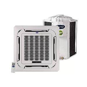 Ar Condicionado Split Cassete Carrier 17.000 BTU/h Quente e Frio Monofásico