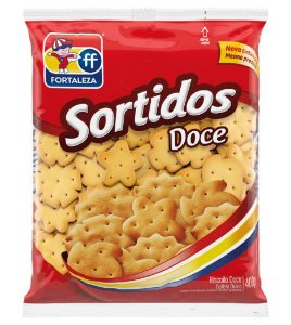 Biscoito Fábrica Fortaleza Doce 400g
