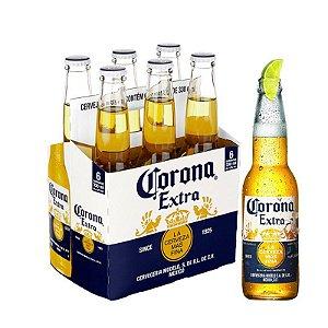 Cerveja Corona Extra Long Neck 330ml