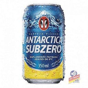 Cerveja Subzero Lata 350ml