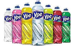 Detergente Ypê 500ml Tipos