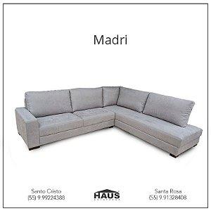 Sofá Madri (Consulte frete e prazos via Whatsapp)