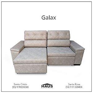 Sofá Galax (Consulte frete e prazos via Whatsapp)