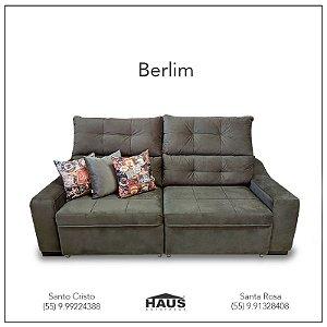 Sofá Berlim (Consulte frete e prazos via Whatsapp)