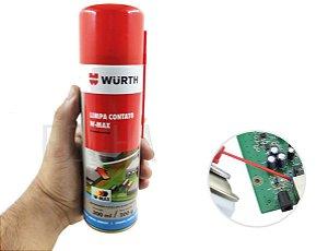 Limpa Contato Eletrico Wurth 300ml O Melhor Alta Performace para placas eletronicas