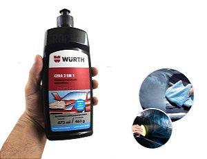 cera para carros 2 Em 1 Remove Oxidação Riscos Restaura Pintura a melhor cera automotiva