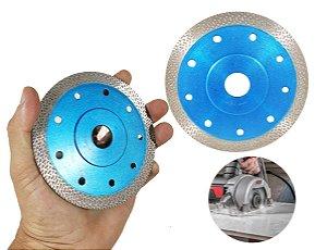 Disco Para Porcelanato RINO o melhor disco para cortar porcelanato acabamento Perfeito ultra fino - Felsen