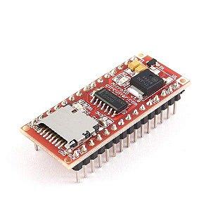 Nanoshield MicroSD – Módulo p/ Cartão MicroSD