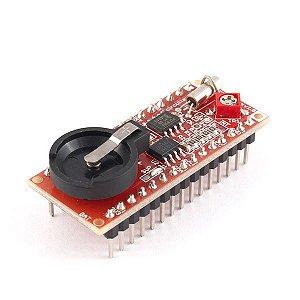Nanoshield RTCMen – Real Time Clock RTC PCF8563