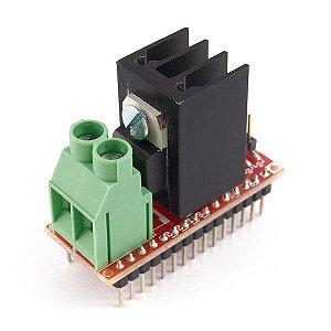 Nanoshield Triac 25mm – Acionamento de rede elétrica 2,5A