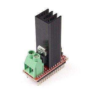 Nanoshield Triac 50mm – Acionamento de rede elétrica 5A