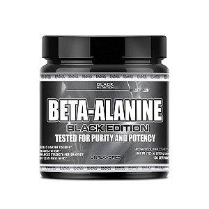 Beta Alanine Black Edition 200g Black Nutrition Importada Beta Alanina Pura