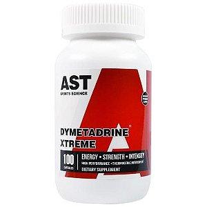 Dymetradrine Xtreme Com 100 Cápsulas Ast Sports Science