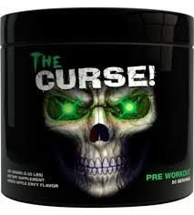The Curse 250g (50 doses) - Cobra Labs