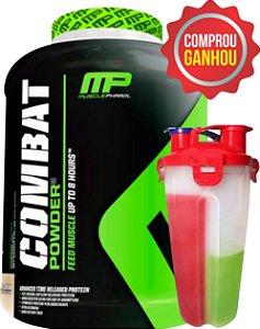 Whey Combat Powder 2269g - Muscle Pharm