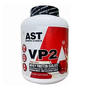 Vp2 Whey Protein Isolada E Hidrolizada 2,270kg Ast Sports