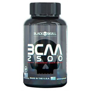 Bcaa 2500 c/60 Tabletes - Black Skull