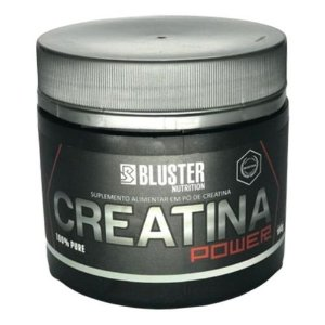 Creatina Power 150g - Bluster Nutrition