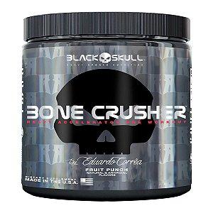 Bone Crusher Pré Treino 150g - Black Skull