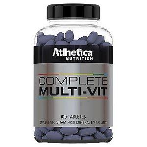 Complete Multi-Vit c/100 Tabletes - Atlhetica Nutrition