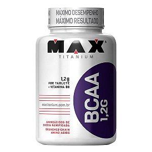 Bcaa 1,2g c/272 Tabletes - Max Titanium
