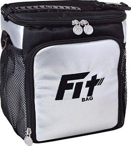 Bolsa Térmica Fit Bag Mini - Prata