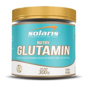 Nutry Glutamin 300g - Solaris Nutrition